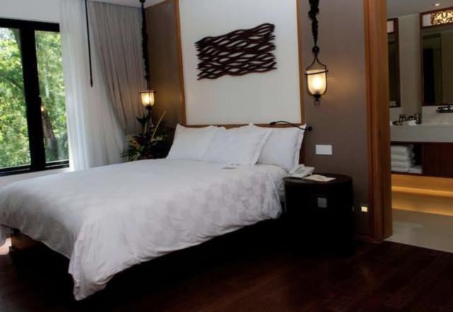 タンジュンルーの部屋