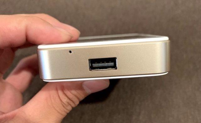 USB差込口